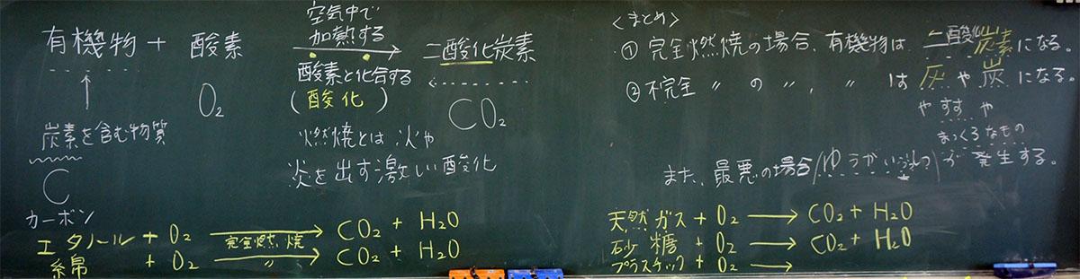 完全 燃焼 反応 式 化学 エタノール