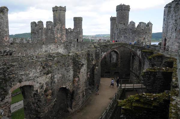 グウィネズのエドワード1世の城郭と市壁の画像 p1_4